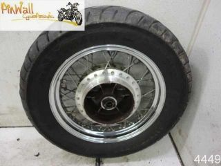 96 Kawasaki Vulcan VN800 800 Rear Wheel Rim