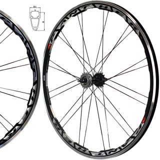 Stars Cirle Single Speed Track Fixie Road Bike Wheels Wheelset