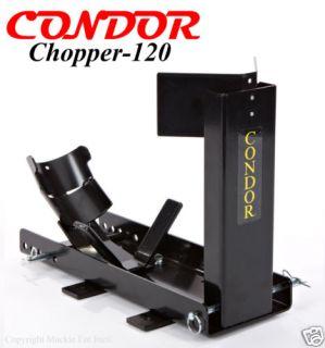 Condor SC2000 120 Chopper Chock Motorcycle Wheel Chocks