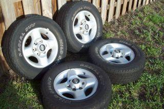 Frontier Xterra 16 Factory Alloy Wheels Rims 4 Pathfinder