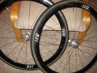 Lew Carbon Wheels Set 700c Tubular