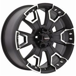 15 inch Ballistic Havoc Black Wheels Rims 5x4 5 5x114 3 Jeep Wrangler