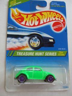Hot Wheels Treasure Hunt Car 1995 VW Bug