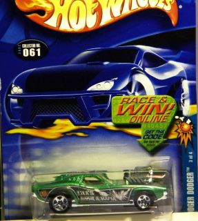 Hot Wheels Cars 2002 Rodger Dodger Lilas Bowl A Rama