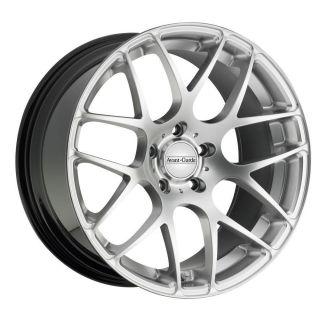 18 Avant Garde M310 Wheels Rims Audi A4 A5 A6 5x112