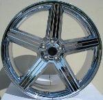 22 IROC Wheels Tire Chrome 5x115 Charger Chrysler 300 Magnum Explorer