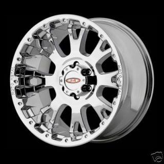 17 inch Chrome Rims 8 Lug Wheel Silverado 2500 Yukon
