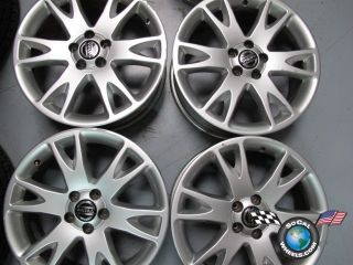 03 09 Volvo XC90 Factory 18 Wheels OEM Rims 70262 30748436 Atlantis