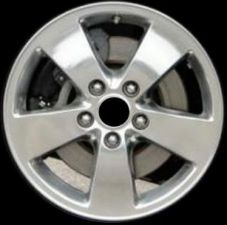 16 Pontiac Grand Prix Polished Wheel 2005 06 07 08