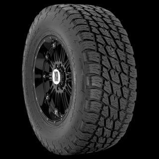 New LT325 70R17 D122R Nitto Terra Grappler Tires