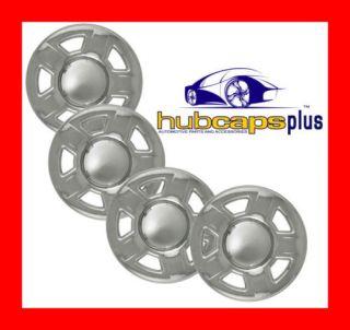 Escape 15 Chrome Wheel Skins Hubcaps Covers Hub Caps