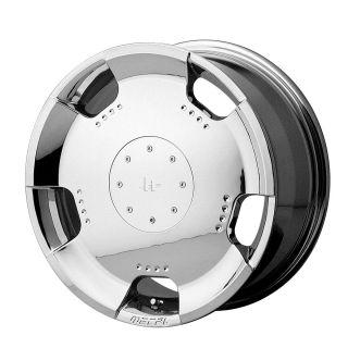 20x8 5 Helo HE888 Chrome Wheel Rim s 5x112 5 112 20 8 5