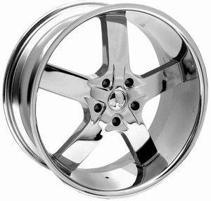 22 UW55 Wheels Rims 5x127 Chevy Impala SS Caprice Roadmaster Tahoe