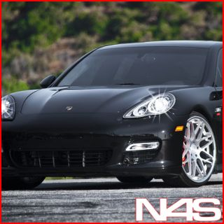CAYENNE PANAMERA TURBO VERTINI MAGIC CONCAVE STAGGERED WHEELS RIMS