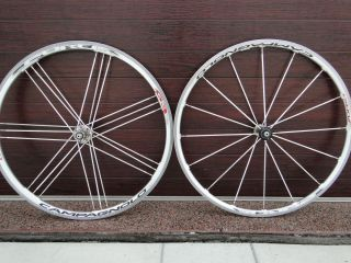 Campagnolo Eurus Clincher Road Bike Wheels