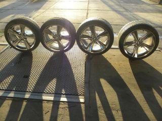 21 BMW x5 x6 Wheels Rims Dunlop Tires 128 Style X5M X6M 21 inch