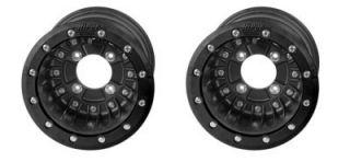 Beadlock Wheels Rims Honda 450ER 450R 400EX 300EX 4 110 9x8