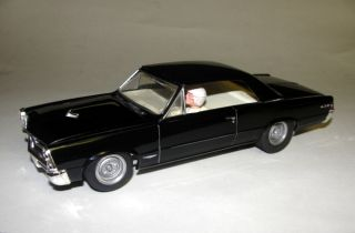Pontiac GTO Custom Built Slot Car Ulrich Stocker Wheels Dynamic