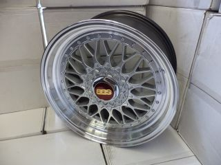 17 RS Style 5x100 5x114 Wheels Rims Honda Civic VW GTI Jetta Golf RSX
