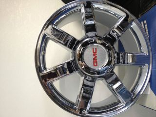 Escalade 7 Spoke Factory Replica Wheels GMC Yukon Denali Sierra