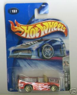 Hot Wheels 2004 Final Run 137 Sonic Special 10sp G