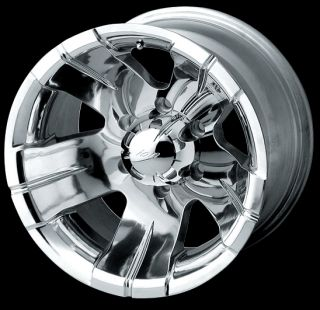 CPP ION Alloys 138 Wheels Rims 15x8 fits S10 S15 BLAZER JIMMY BRAVADA