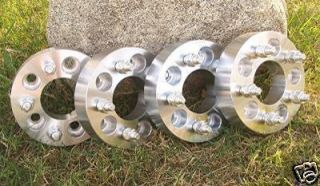 Chevy S10 Camaro 5x4 75 Wheel Adapter Spacers 4pcs 2