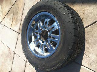Nitto Terra Grappler 285 60R18 Tire American Eagle Model 114 Wheel