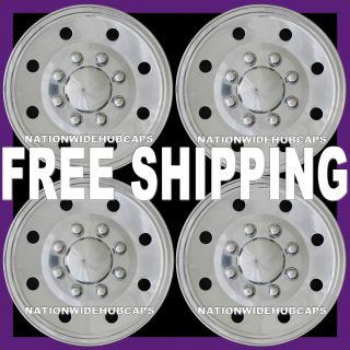 Van 16 8 Lug Wheel Covers Rim Full Hub Caps for Steel Wheels