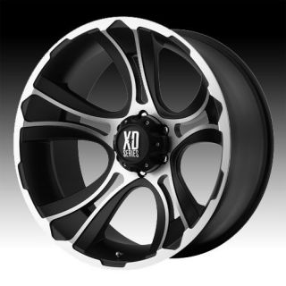 20 inch 20x9 XD Machined Wheels Rims 5x5 5 5x139 7 Dodge RAM 1500 Ford
