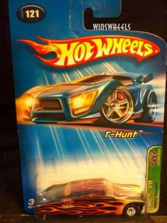 Hot Wheels 2005 121 Treasure Hunt Purple Passion 1