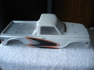 Used RC Body 69 Chevrolet Pick Up Might Fit A Traxxas T Maxx or E Maxx