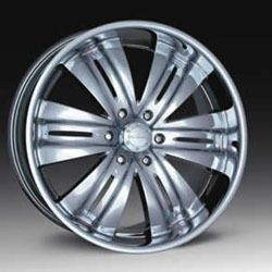 DOA Penalty 22x9 5 5x5 5x127 12 Single Wheel