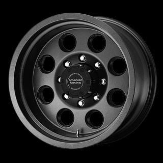 MOJAVE AX3981 Wheel SET TEFLON OFFROAD RIMS 5 LUG 6 LUG 8 LUG FORD GM