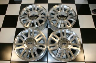 Ford F150 Expedition Factory 18 Wheels Rims 3784 B Set of 4