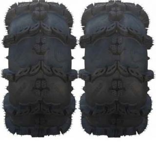 Interco 25 10 12 Black Mamba Light ATV 6 Ply Lite Tire