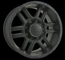 Ion 179 Wheels Rims 17x8 Ford F150 F250 7x150mm 7 Lug