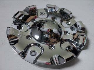 Gio 942 24 Chrome Wheel Center Cap 942L178 7