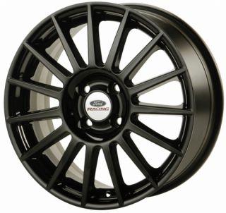 Ford Racing 00 09 Focus Black Rally Wheel M 1007 S177B