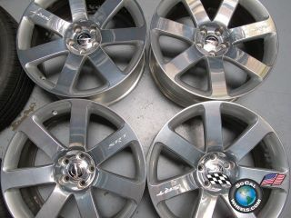 Chrysler 300 SRT8 Factory 20 Wheels Forged OEM Rims Charger Challenger