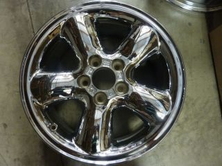 16x7 GM Cadillac Catera 4531 Chrome Wheel Rim 1997 1998 1999