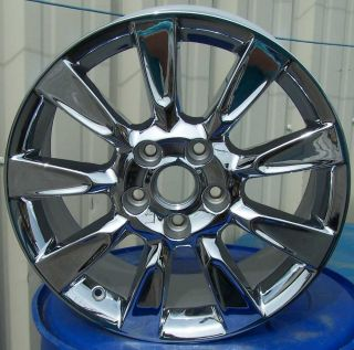 18 Chrome Alloy Wheel Rim for 2009 Cadillac XLR