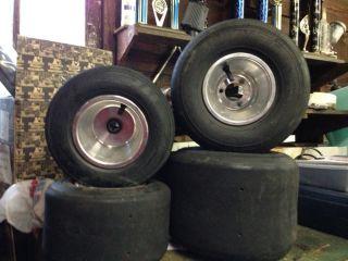 Go Kart Racing Tires Wheels