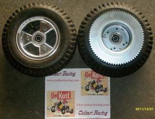 Kart Mini Bike Azusa 5 Tri Star Rims Cheng 410 350 Stud Tires