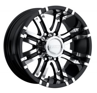 CPP Eagle 197 wheels rims, 18x9, fits CHEVY GMC SILVERADO 2500 2500HD