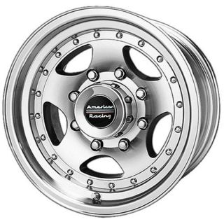 16 inch American Racing Wheels Rim 8x6 5 8x165 1 Chevy K2500 Silverado