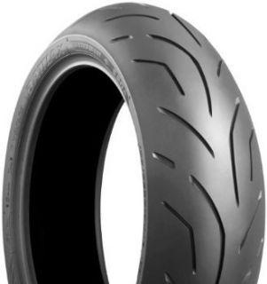Battlax Hyper Sport S20 190 55ZR17 Bridgestone Rear Motorcycle Tire