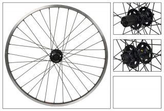 New Shimano Deore XT Hub Sun Rhinolite Rim Disc Wheels