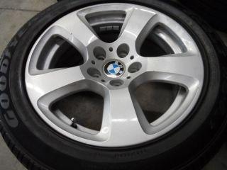 17 OEM BMW 5 Series 525 530 535 Wheels w/ Tires Super Clean