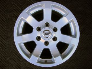 2004 2007 Nissan Titan Armada 17 Alloy Stock Factory Wheel Rim 62435